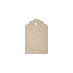 Etiquettes en papier kraft recyclé pour décorer vos cadeaux d'invités mariage baptême