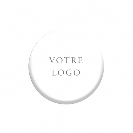 Magnet sur-mesure à partir de votre fichier, badge aimanté