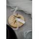 Presse à biscuits personnalisable pour votre mariage hivernal flocon