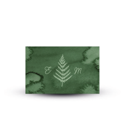 Invitation repas Forêt