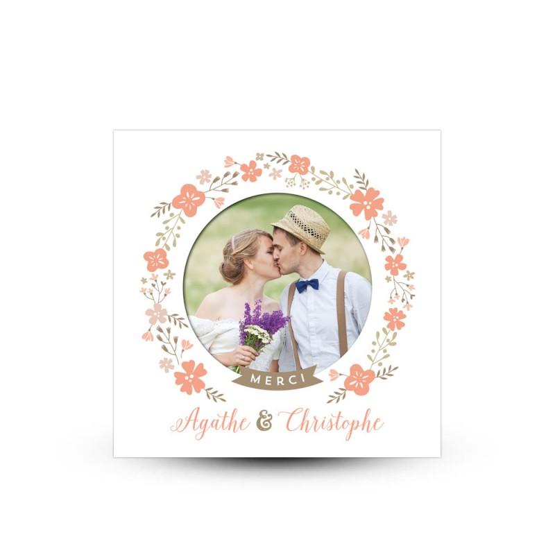 mariage champ tre remercier vos convives avec une jolie carte. Black Bedroom Furniture Sets. Home Design Ideas