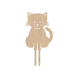 Cake topper petit chat