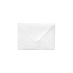 Enveloppe standard blanche pour faire-part naissance