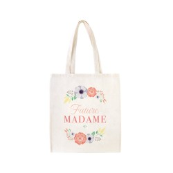 Tote bag Future Madame