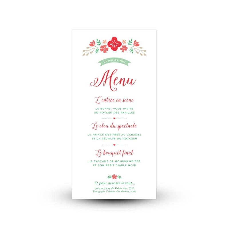 menu mariage champetre kf24 jornalagora. Black Bedroom Furniture Sets. Home Design Ideas