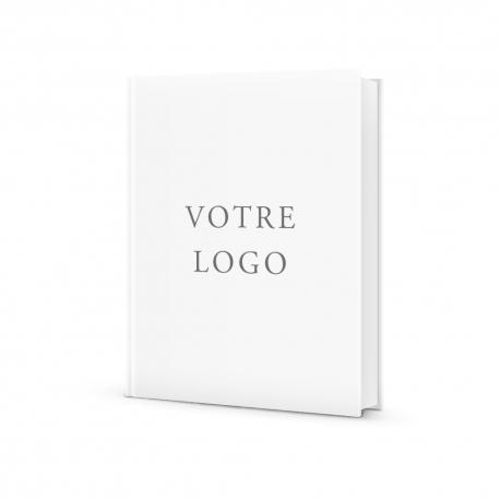 Livre d'or sur-mesure à partir votre logo de mariés