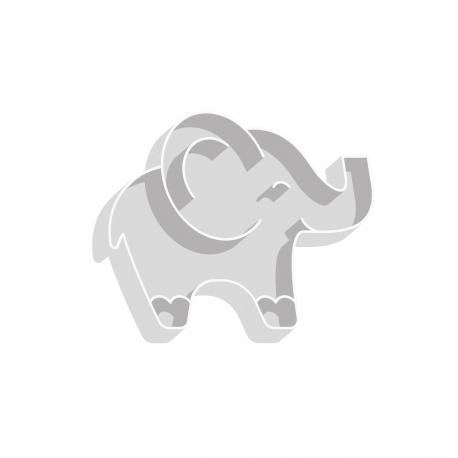 Emporte-pièce éléphant pour biscuits originaux anniversaire