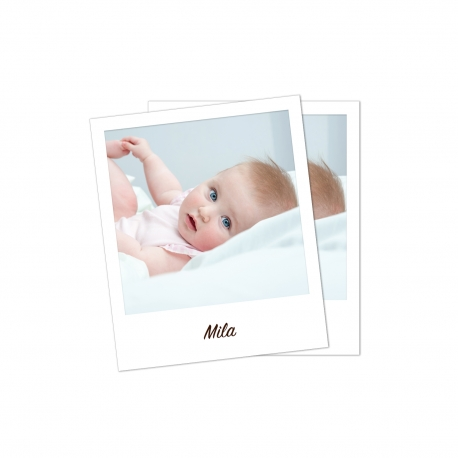 Photo enfant 10 x 12 cm