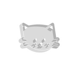 Emporte-pièce tête de chat