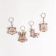 Porte-clés baptême personnalisés, cadeaux originaux