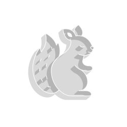 Emporte-pièce écureuil