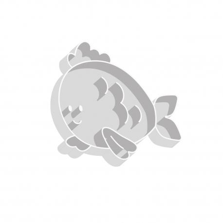 Emporte-pièce poisson pour sablés originaux anniversaire baptême