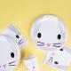 Décoration de table thème bunny lapin