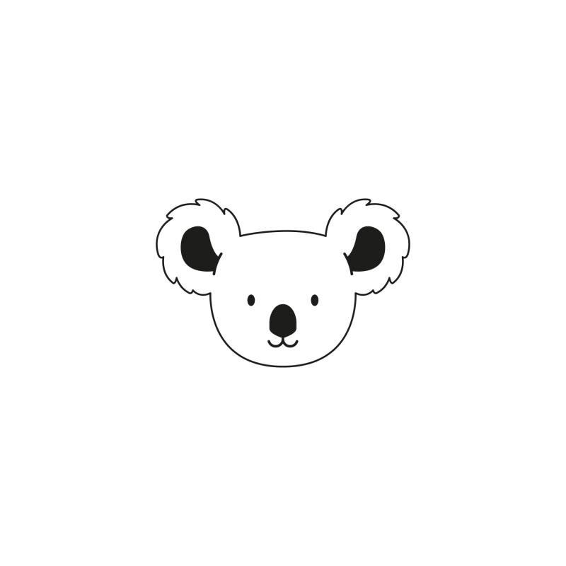 Theme Koala Emporte Piece Tete De Koala Print Your Love