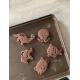 Emporte-pièce poisson biscuits originaux thème marin