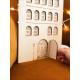 Calendrier de l'Avent original en bois de fabrication française