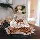 Cake topper anniversaire personnalisé thème savane lion