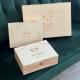Boîte en bois personnalisée souvenirs de bébé, modèle éléphant