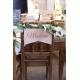 Décoration de chaise, pancarte en bois Madame mariage