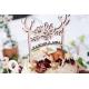 Cake topper bois de cerf Print Your Love x Petit champignon de Paris