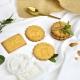 Biscuits personnalisés avec prénoms emporte-pièce mariage bohème