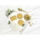 Sablés personnalisés mariage anniversaire baptême, modèle couronne de fleurs merci